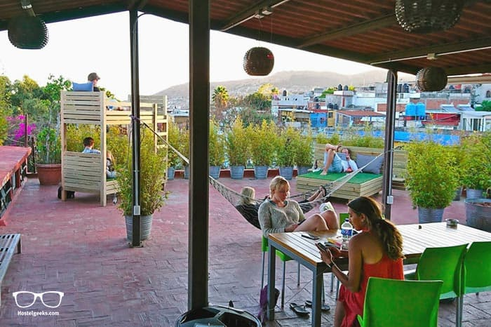Casa Angel Hostel is one of the best hostels in Mexico, North America