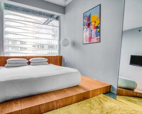 Double Room at CoLiving Program with selina