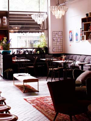 Ecomama - Hipster Hostel in Amsterdam