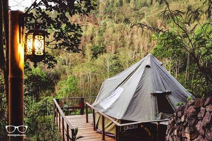 Ekommunity Farmstay & Yoga in Munduk is one of the best hostels in Bali, Indonesia