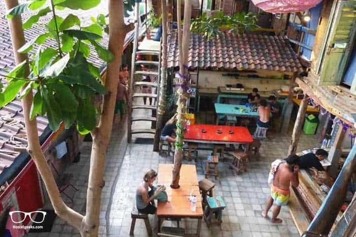 Gili la Boheme Sister in Gili Trawangan is one of the best hostels in Bali, Indonesia