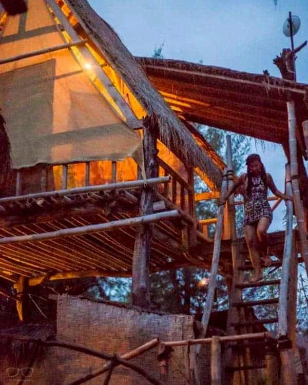 Gili Meno Eco Hostel in Gili Meno is one of the best hostels in Bali, Indonesia