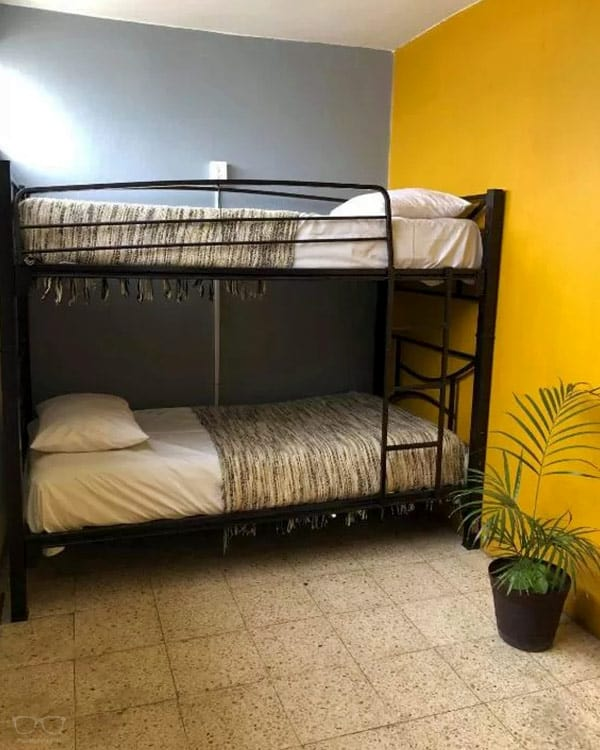 Hostal Central is one of the best hostels in Mexico, North America