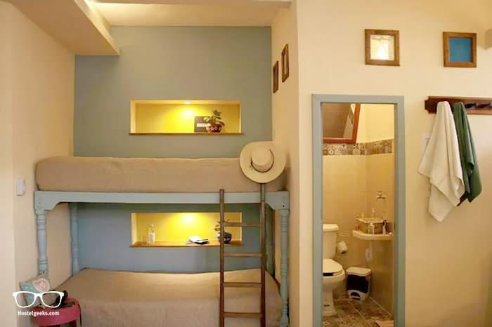 Hostel La Candelaria is one of the best hostels in Mexico, North America