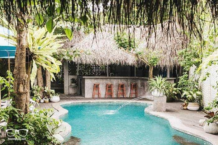 Kosta Hostel in Seminyak is one of the best hostels in Bali, Indonesia