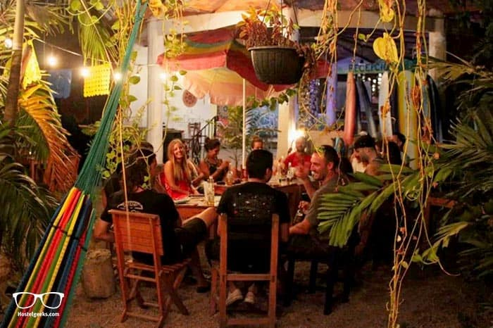 La Redonda is one of the best hostels in Mexico, North America