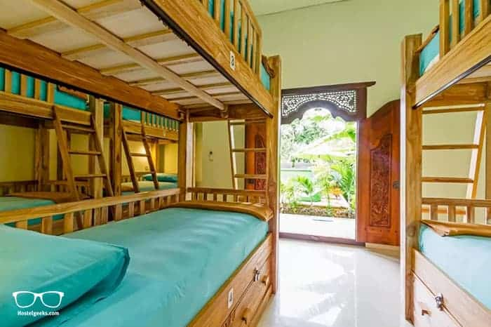 Lembongan Hostel is one of the best hostels in Bali, Indonesia