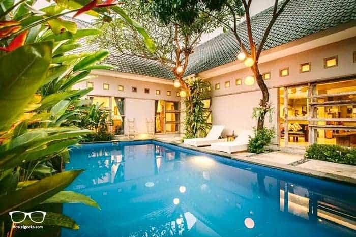 Lokal Bali Hostel in Kuta is one of the best hostels in Bali, Indonesia