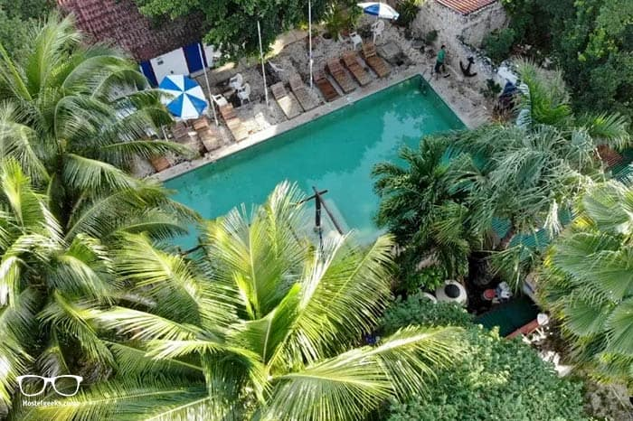 Nomadas Ecohostel is one of the best hostels in Mexico, North America