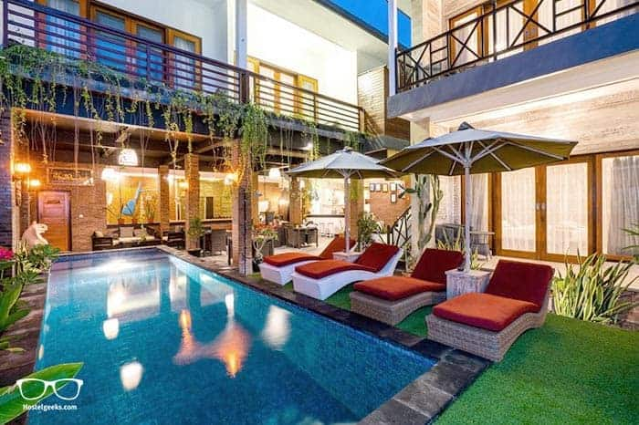 Nyuh Gading Home Stay is one of the best hostels in Bali, Indonesia