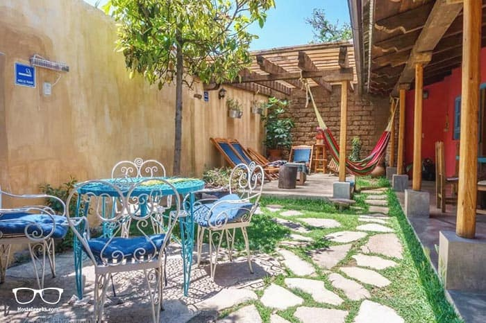 Posada del Abuelito is one of the best hostels in Mexico, North America