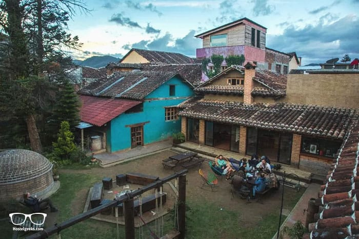 Puerta Vieja Hostel is one of the best hostels in Mexico, North America
