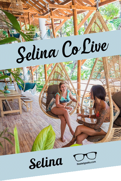 What is Selina CoLiving?