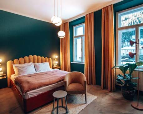 Luxury Suite at Selina Hostels Europe