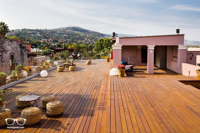 Selina San Miguel de Allende is one of the best hostels in Mexico, North America