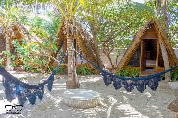 Selina Poc Na Isla Mujeres is one of the best hostels in Mexico, North America
