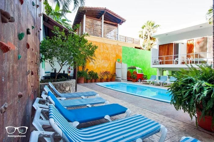 The Amazing Hostel Sayulita is one of the best hostels in Mexico, North America