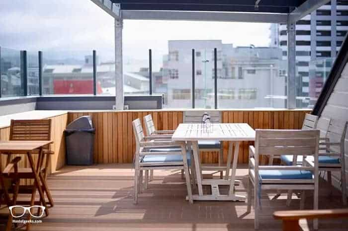 The Marion Hostel is one of the best hostels in Wellington, New Zealand