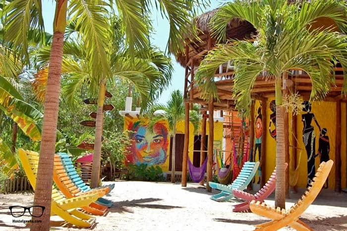 Tribu Hostel is one of the best hostels in Mexico, North America