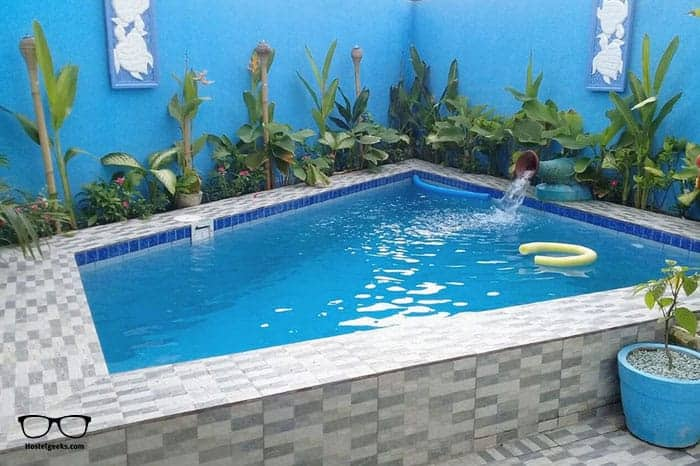 Turtle Island Homestay in Denpasar is one of the best hostels in Bali, Indonesia