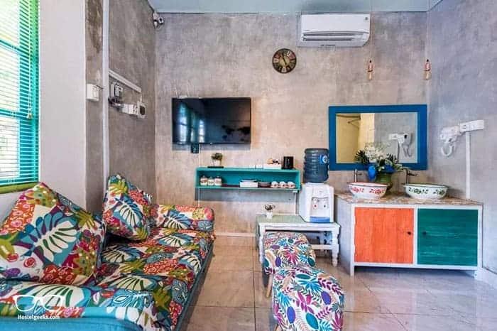 Write Hostel in Penida Island is one of the best hostels in Bali, Indonesia