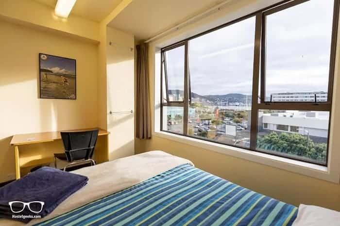 YHA Wellington is one of the best hostels in Wellington, New Zealand