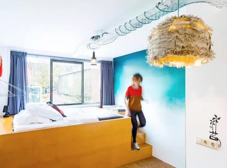 Best Hostel Chains in Europe and the World