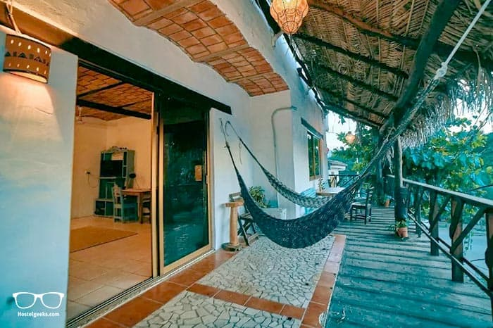 Blue Pepper Beds is one of the best hostels in Sayulita, Mexico