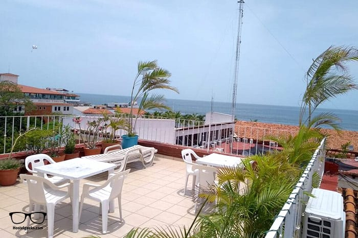 Casa Kraken is one of the best hostels in Puerto Vallarta, Mexico