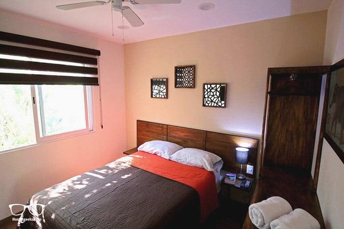 Hostel Hospedarte Chapultepec is one of the best hostels in Guadalajara, Mexico