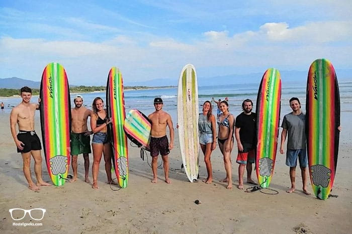 La Redonda is one of the best hostels in Sayulita, Mexico
