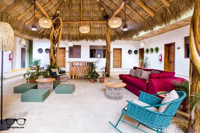 Selina Sayulita is one of the best hostels in Sayulita, Mexico