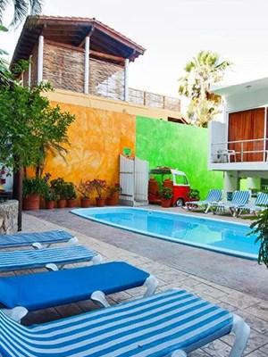 The Amazing Hostel in Sayulita, Mexico