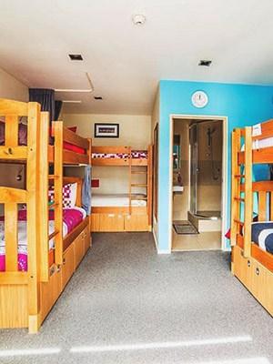 Adventure Queenstown Hostel in Queenstown, New Zealand