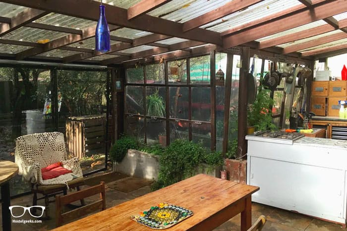 Airesbuenos Hostel & Permaculture is one of the best hostels in Chile, South America