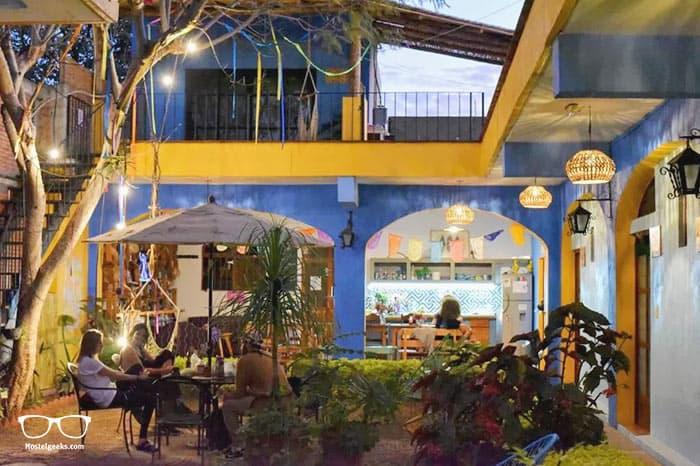 Azul Cielo Hostel is one of the best hostels in Oaxaca, Mexico