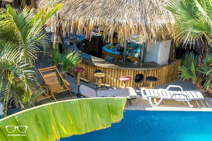 Banana's Adventure Hostel Ica is one of the best hostels in Peru, South America