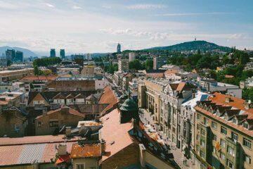 3 Best Hostels in Sarajevo, Bosnia and Herzegovina