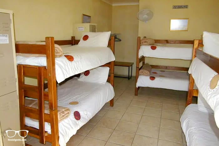 Brown Sugar Backpackers is one of the best hostels in Johannesburg, South Africa