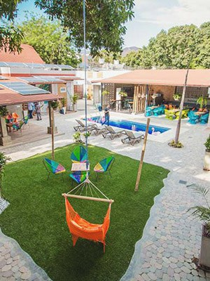 Casa Avelina Hostal in Santa Marta, Colombia
