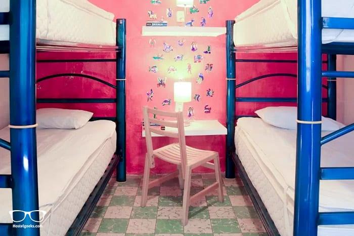 Casa de Don Pablo Hostel is one of the best hostels in Oaxaca, Mexico