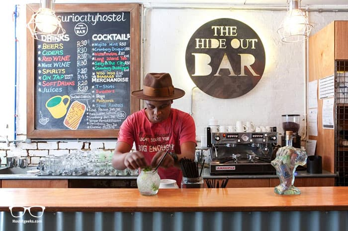Curiocity Backpackers is one of the best hostels in Johannesburg, South Africa