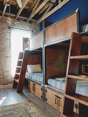 Deep Ellum Hostel in USA