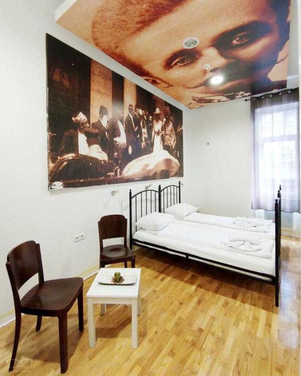 Hostel Franz Ferdinand is one of the best hostels in Sarajevo, Bosnia and Herzegovina