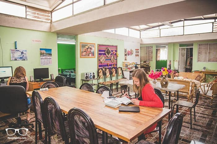 Hostal Sunny Days is one of the best hostels in Chile, South America