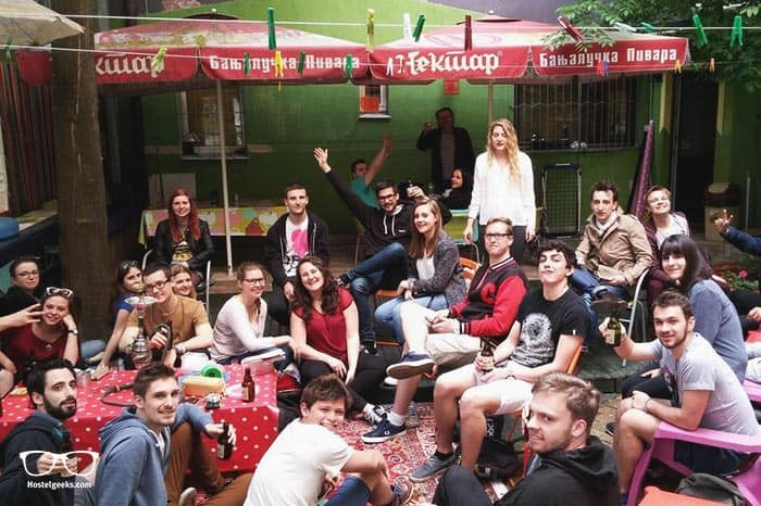 Hostel Balkan Han is one of the best hostels in Sarajevo, Bosnia and Herzegovina