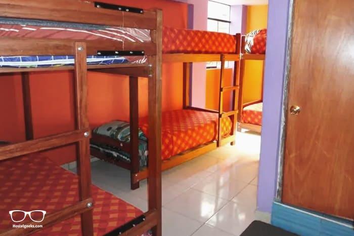 Iguana Hostel Puno is one of the best hostels in Peru, South America