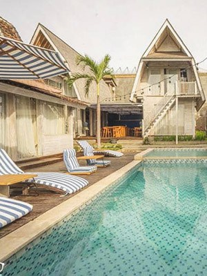 Kamaran Hostel in Canggu, Bali Indonesia