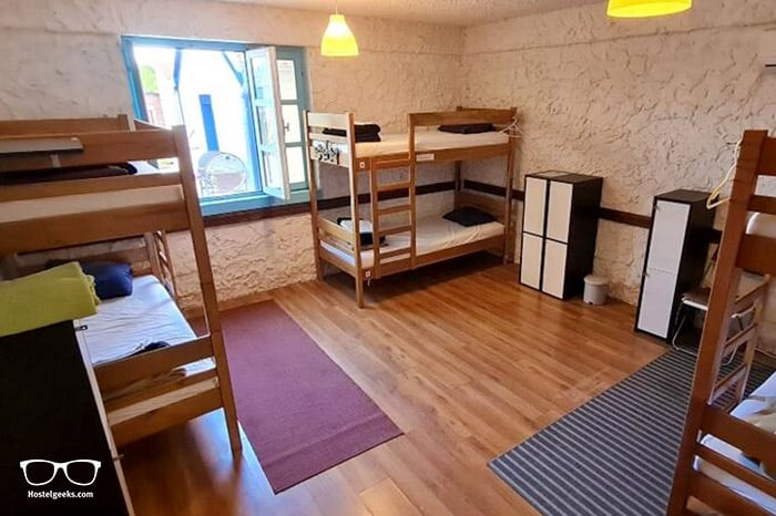 The Lazy Monkey Hostel & Apartments is one of the best hostels in Zadar, Croatia