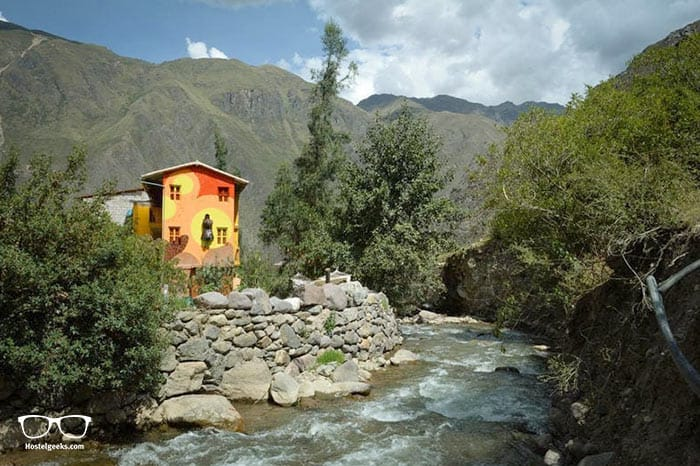 Mama Simona Ollantaytambo is one of the best hostels in Peru, South America